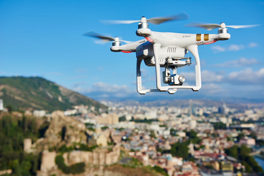 TAKING FLIGHT – Drones in Our Community