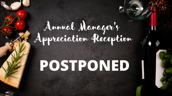 Annual Manager Appreciation Reception in St. Louis – 2020