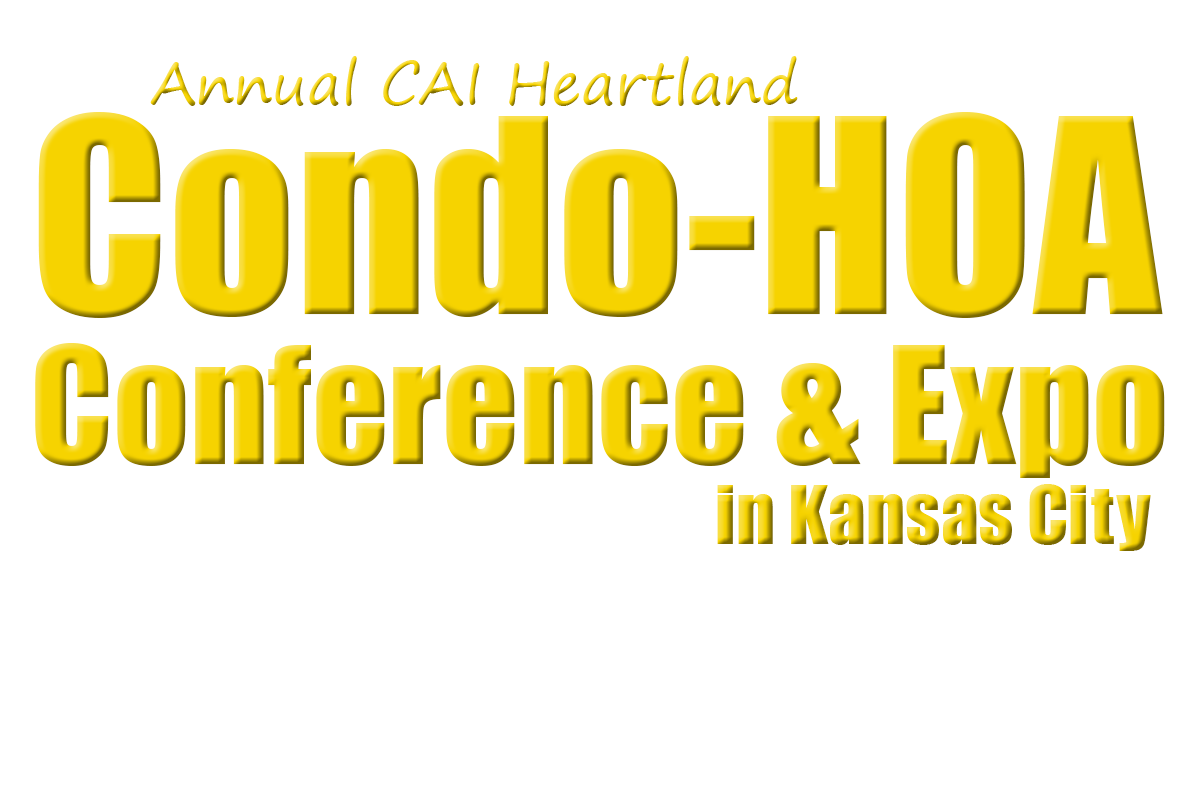Condo-HOA Conference & Expo in KC