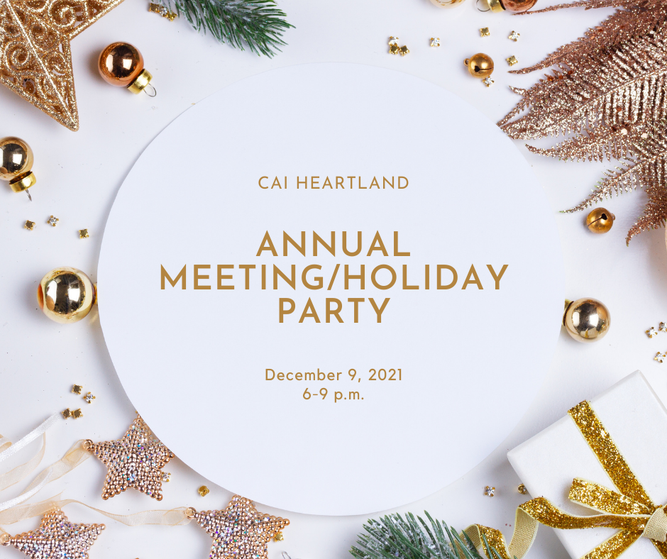 Annual Meeting / Holiday Party